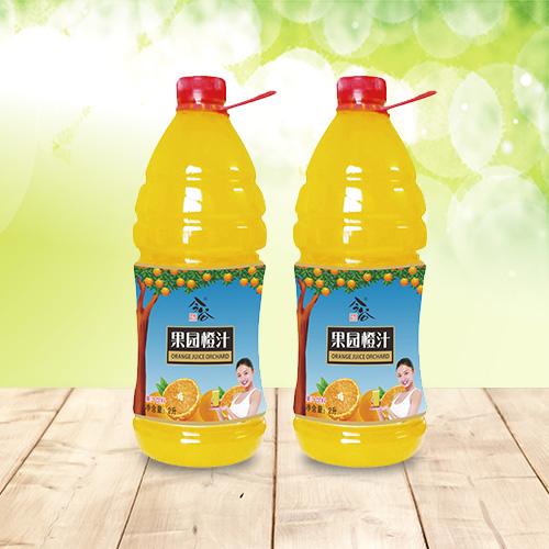 今谷果園橙汁