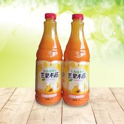乳酸菌果汁芒果木瓜